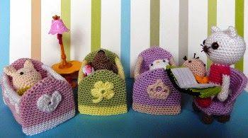 Free Amigurumi Doll Patterns In English : Amigurumi minion bob free pattern háčkování a pletení