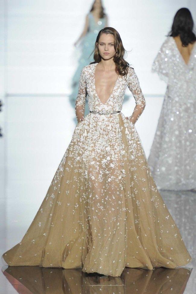 Zuhair Murad haute couture spring 2015 - Vogue Australia