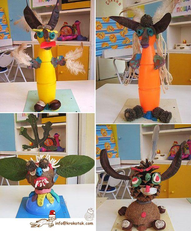 plasticine animals how to make