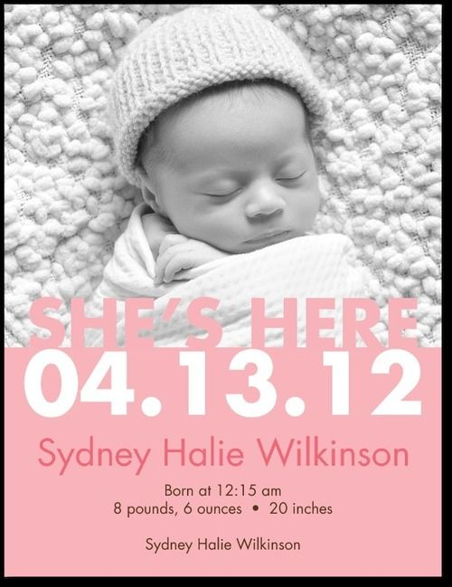 Announcements Baby Pinterest Babies, Baby baby and Pregnancy