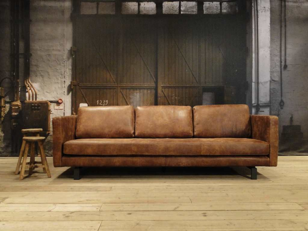 Hoekbank Bruin Geschuurd Leer.Orvieto Bank In 2020 Living Room Furniture Furniture Couch