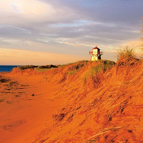 Prince Edward Island Beaches: Prince Edward Island. The One And Only.