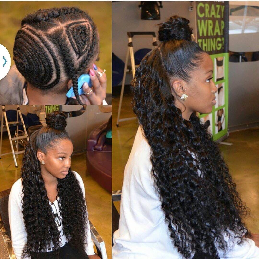deeploosewaves #versatile #sewin | hair done (long