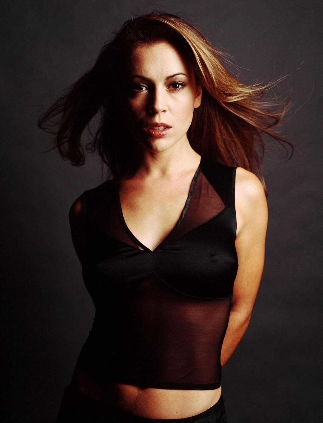 Image result for Alyssa Milano Nude