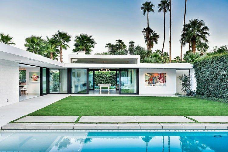 Aménagement jardin avec piscine: 75 idées pour s\'inspirer | Villas