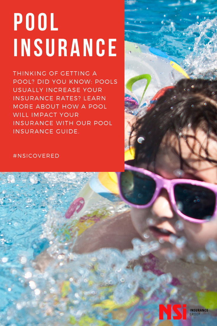 Pool Insurance Nsicovered Homeowners Insurance Group Insurance Insurance