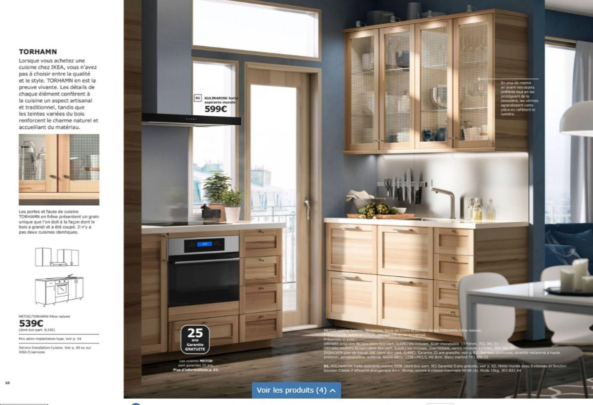 Catalogue Ikea Cuisines 14  Cuisine ikea, Meuble cuisine