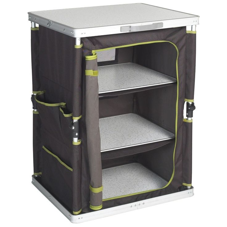 Coleman Instant Up Cupboard – Storage – Furniture – Camping and ...