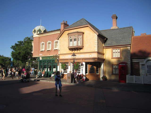 rose & crown pub & dining room (walt disney world) | restaurant