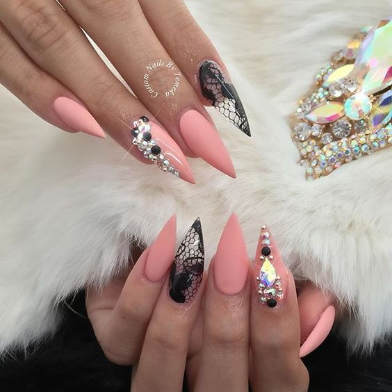 Pinterest Lorenaaracelyy Nails 3 Pinterest Claw Nails