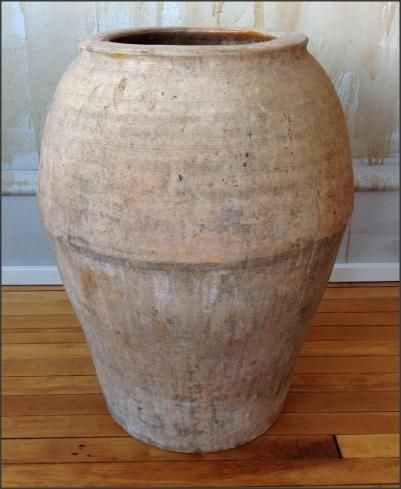 Antique Terracotta Pot Spain 22 5 Sold Antique Terra Cotta Pots Terracotta Pots Antique Pottery