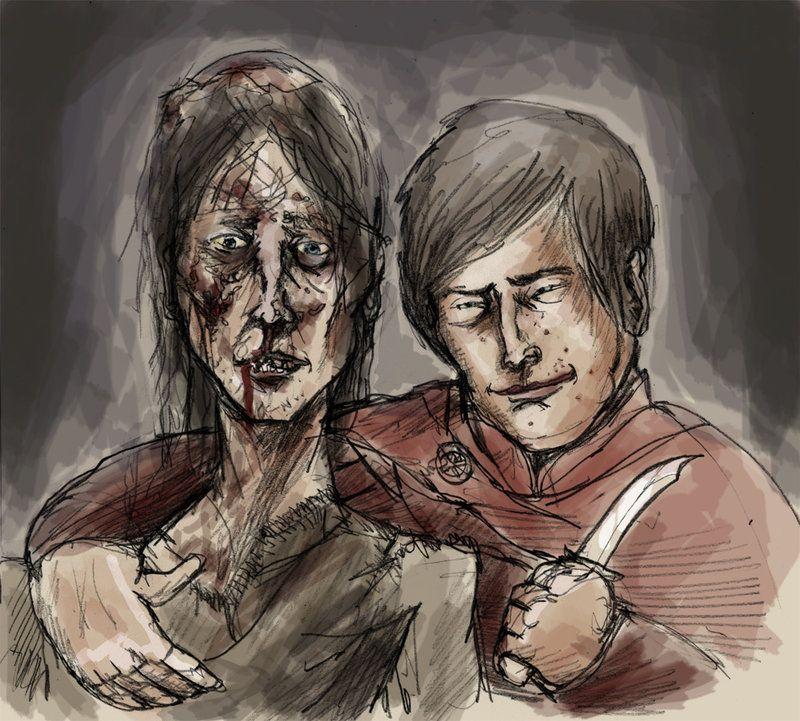 Ramsay e Theon