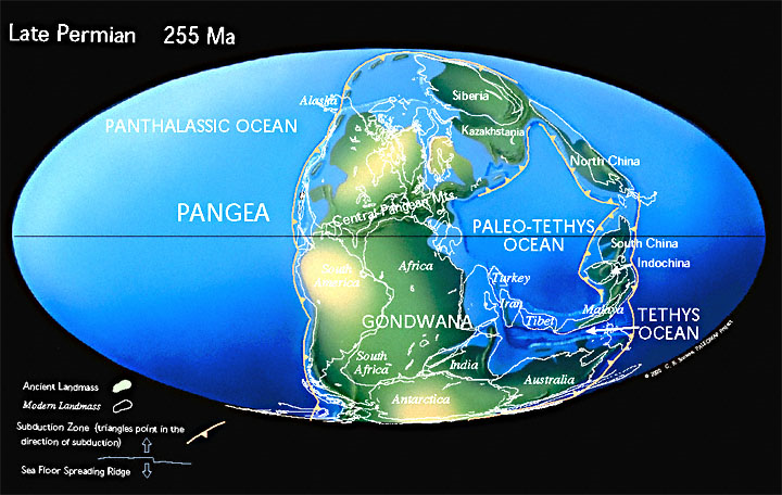 South dakota 255 million years ago pics pinterest south dakota south dakota 255 million years ago publicscrutiny Images