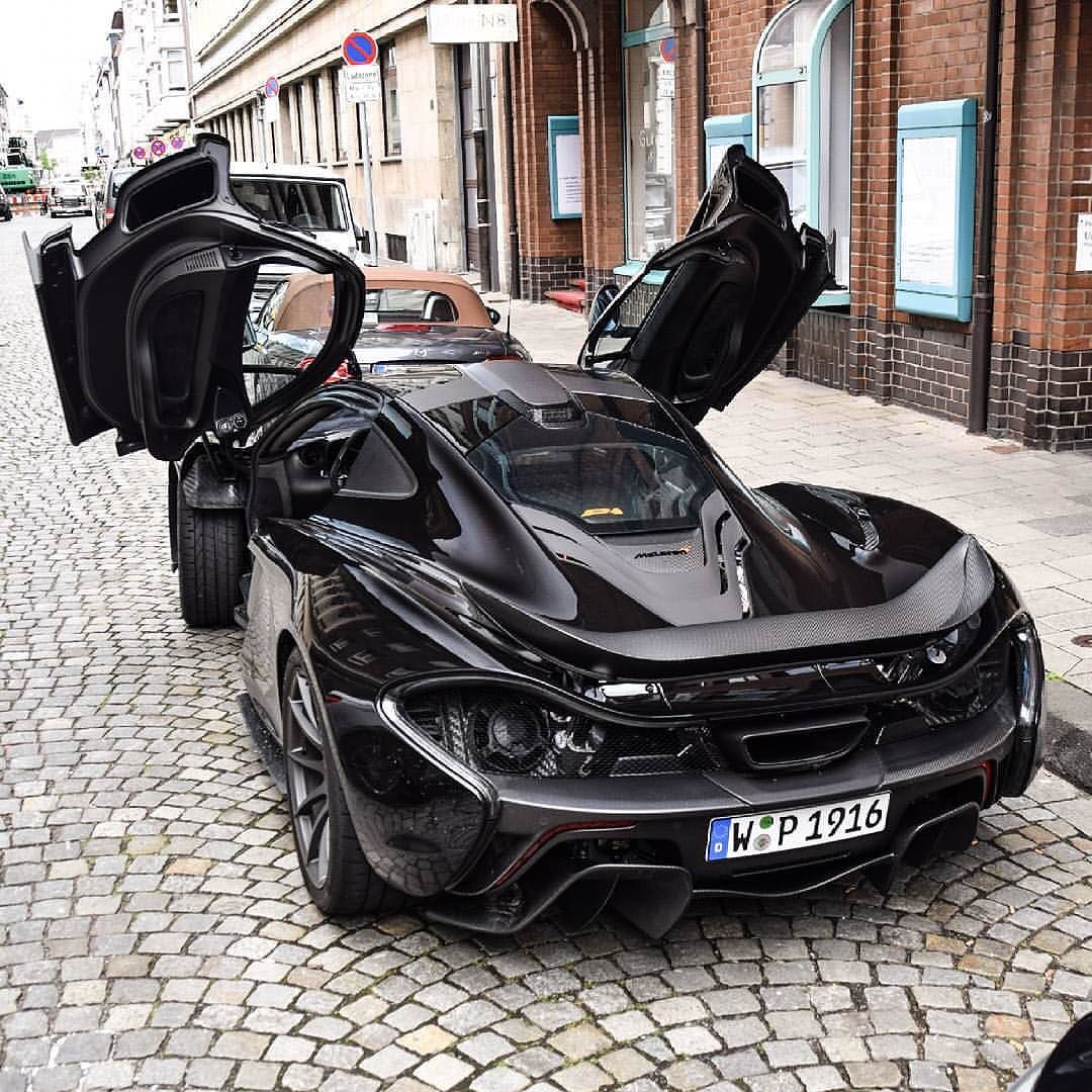 Black P1 By @super_cars_europe By Amazing_cars
