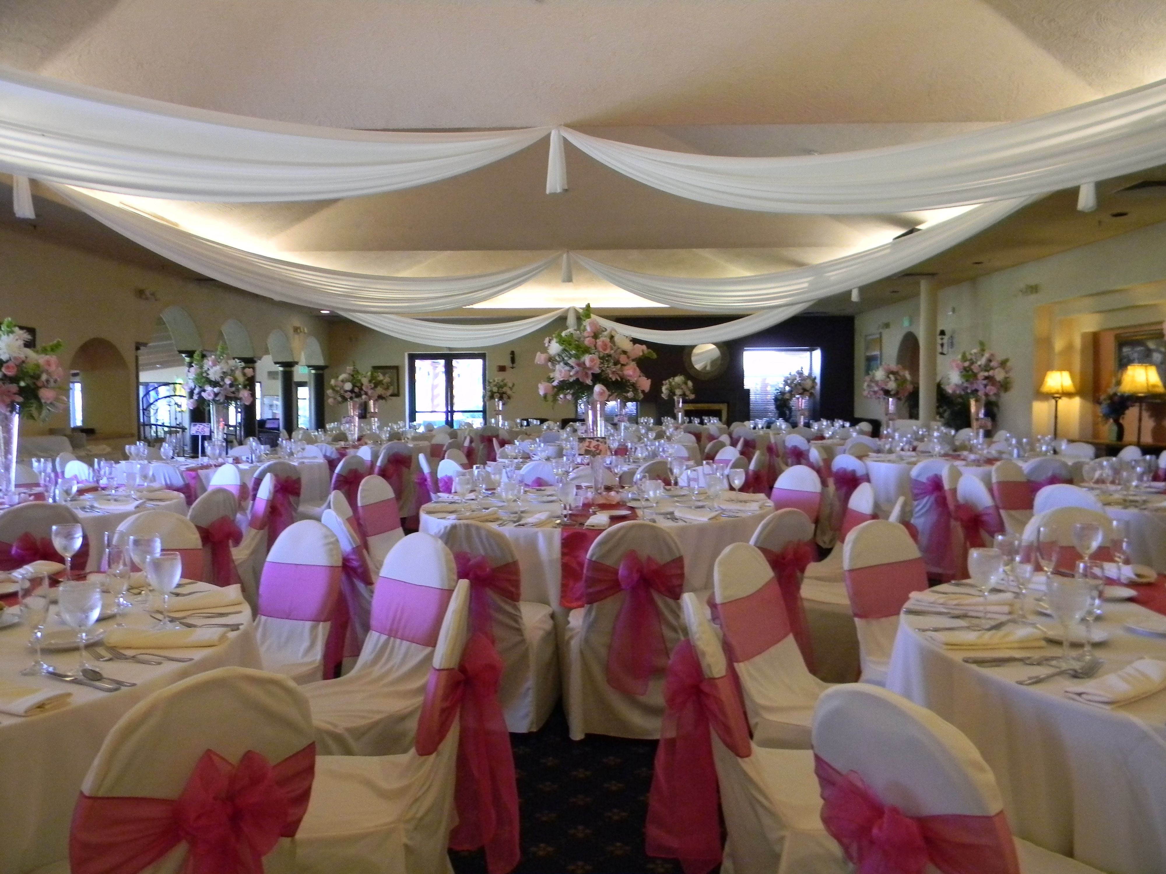 Full room view. | California wedding venues, Southern ...