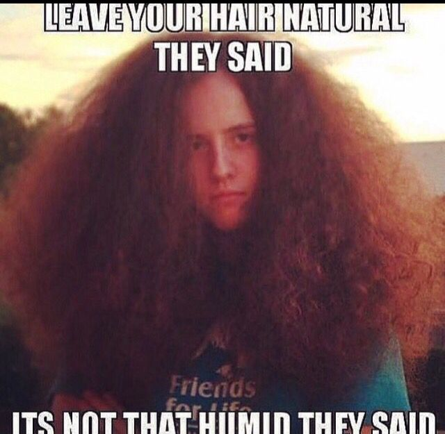 Frizzy Hair Makeup Tips I Laughed Humor Laughing Funny