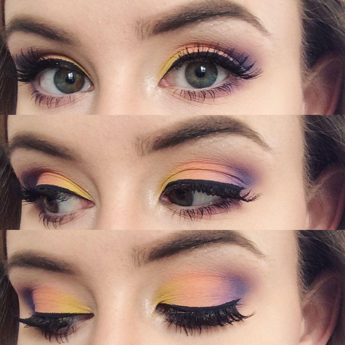 Makeup Look Pastel Goth Palette Pastel goth makeup