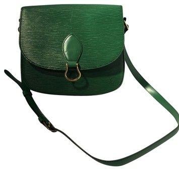 8b2016116a48 Louis Vuitton Epi Leather Saint Cloud Gm Green Cross Body Bag. Get the  trendiest Cross Body Bag of the season! The Louis Vuitton Epi Leather Saint  Cloud Gm ...