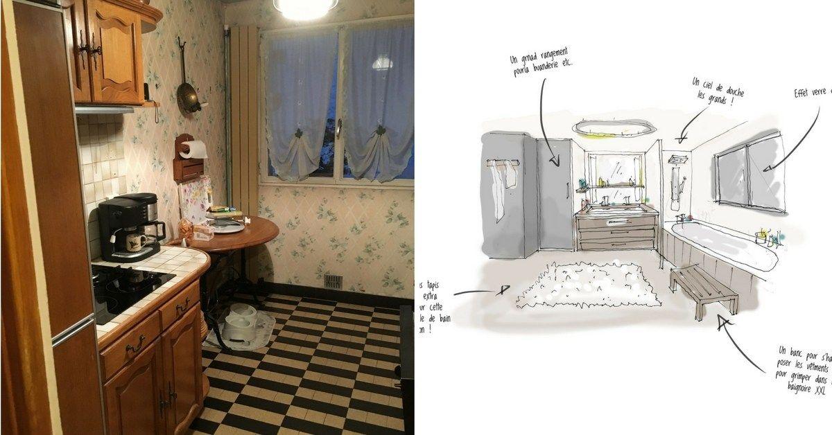 Comment Transformer une Cuisine en Salle de Bain Coaching Déco