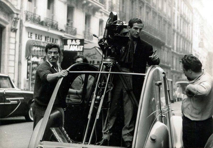 Truffaut - La Peau Douce