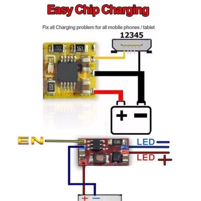 ECC Easy Chip Charge Fix All Phones Tablets Charger Problem Easy - charges recuperables location meublee