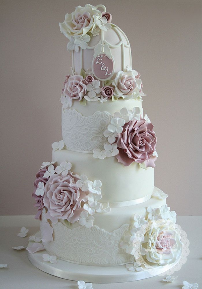 Gallery Wedding Cakes West Midlands Cotton Crumbs