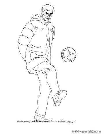 Check it out in FIFA WORLD CUP SOCCER coloring pages