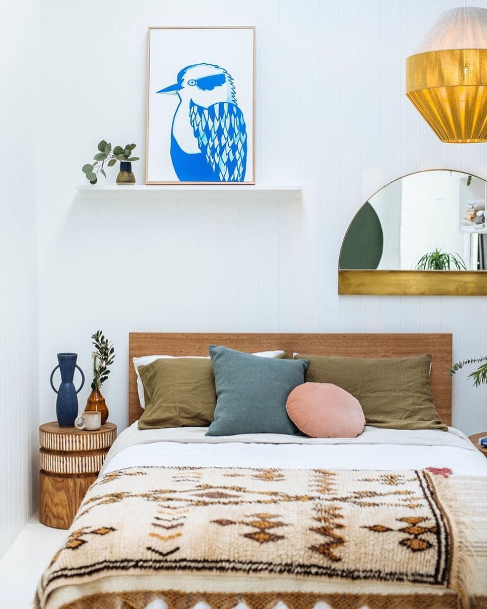 Master bedroom shelves above the bed  k Followers  Following  Posts  See Instagram photos