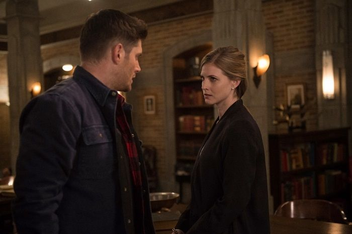 supernatural two-part season finale photos: the final showdown with