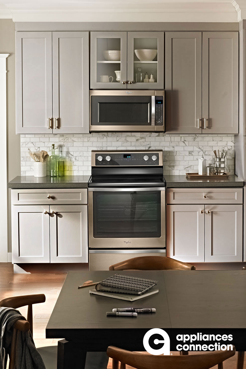 Whirlpool Sunset Bronze The New Stainless Steel Kitchen Trends