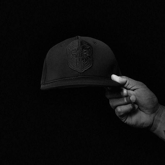 76d75d27372 Custom All Black Constructed Six Panels Snapbacks for  mindsethawaii !  Branding Options Include  Front 3D Puff Embroidery