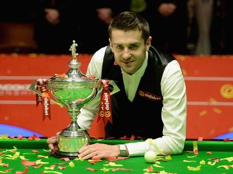 Snooker World Championship: Mark Selby toasts his maiden win ...