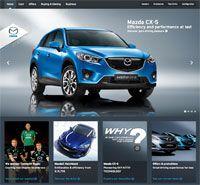 Mazda Car Configurator   Create, Design, Build Your Own Mazda