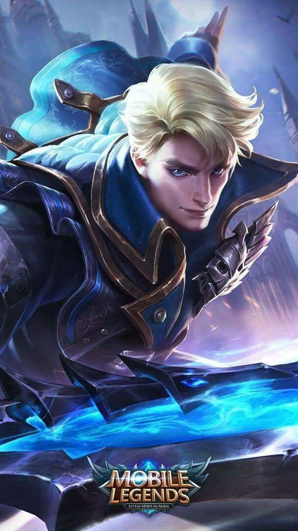 Pin by Anto Colly on Mobile Legends  Alucard mobile legends