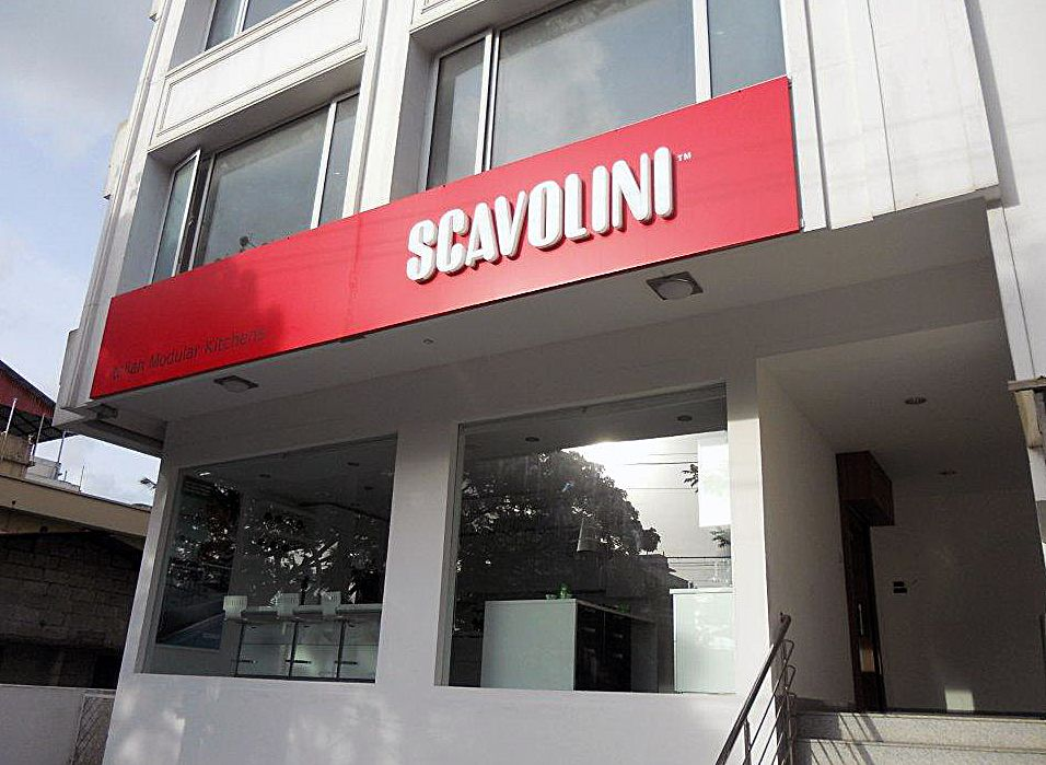 Scavolini Store Kochi. The Scavolini Store Kochi (South India) is a ...