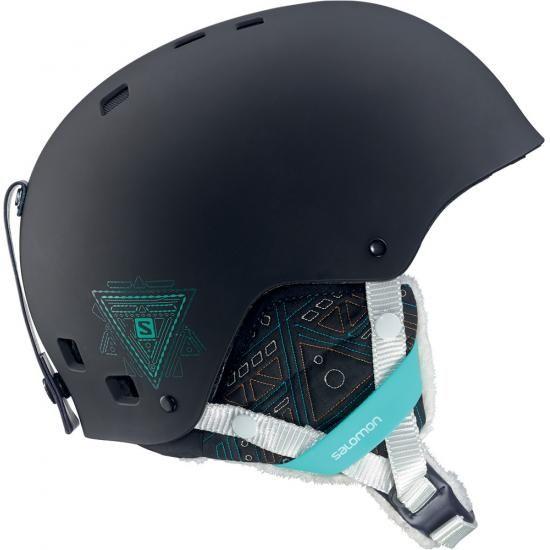 VENOM Black Mat | Ski helmets, Best ski goggles, Helmet
