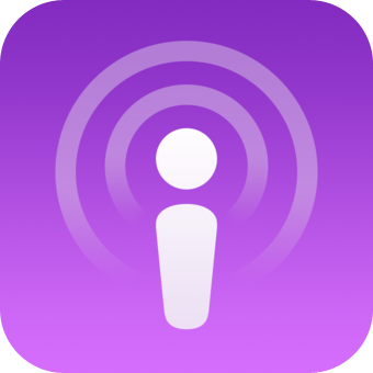 Apple is attempting to fix their podcasts App icon, App