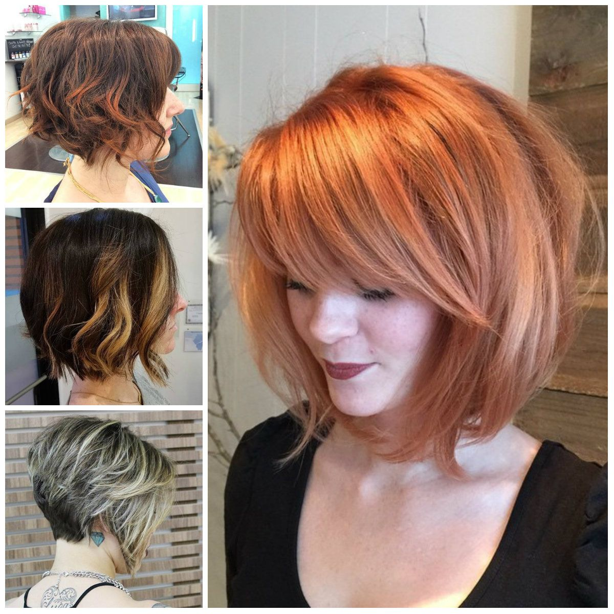 Chic Messy Bob Hairstyles For 2017 Hairiliscious Pinterest