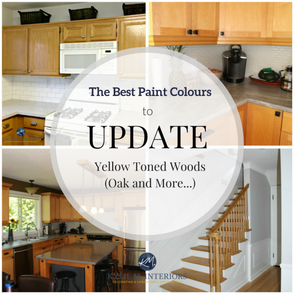 Kitchen Wall Paint With Oak Cabinets: The Best Paint Colours To Go With Oak (or Wood)