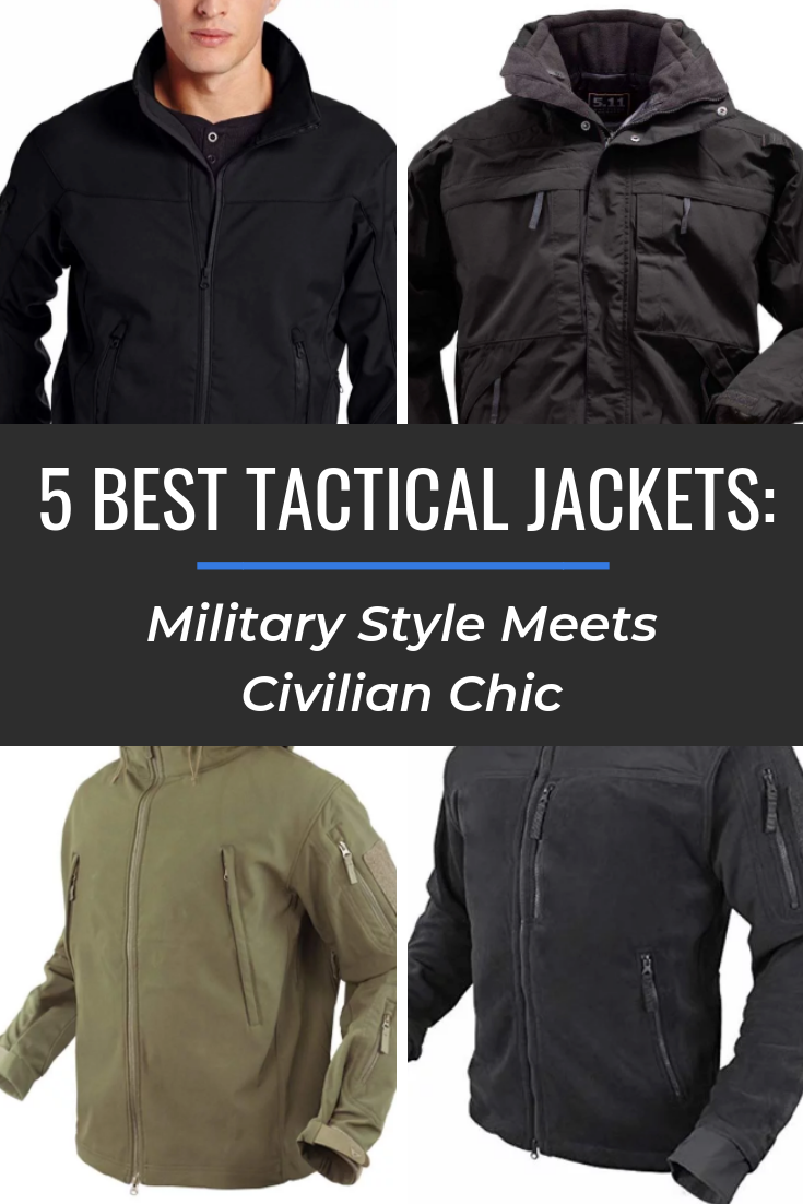 5 Best Tactical Jackets Military Style Meets Civilian Chic Tactical Jacket Military Fashion Jackets [ 1102 x 735 Pixel ]