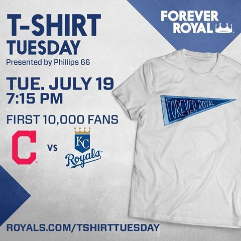 "Kansas City Royals on Twitter: ""Get this @TheRealHos35 tee ..."