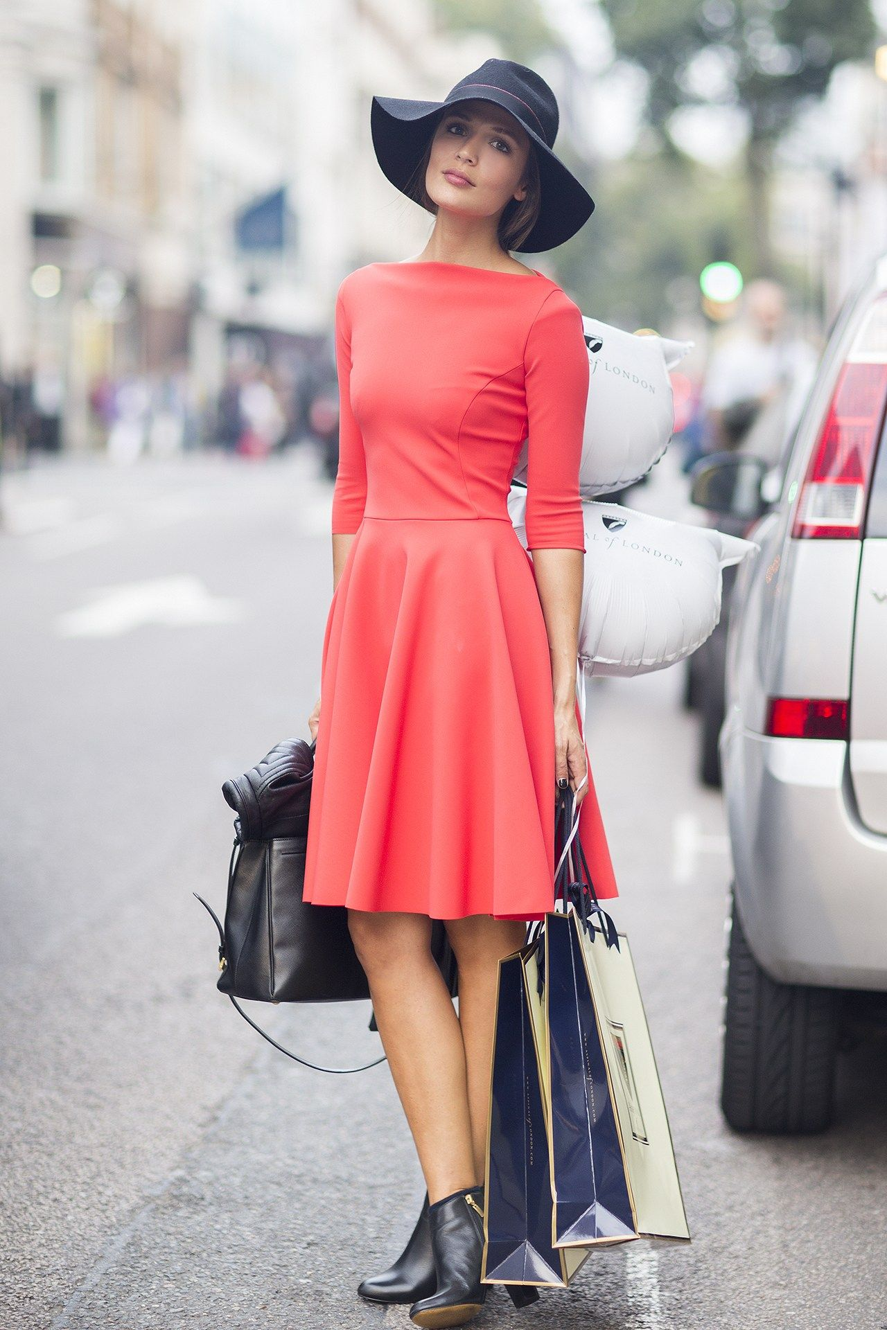 Fashion's Night Out 2014 Street Style