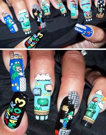 15 coolest nail art designs nail art designs nail art ideas 15 coolest nail art designs nail art designs nail art ideas nail designs nail art pictures prinsesfo Image collections
