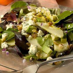 Apple Avocado Salad