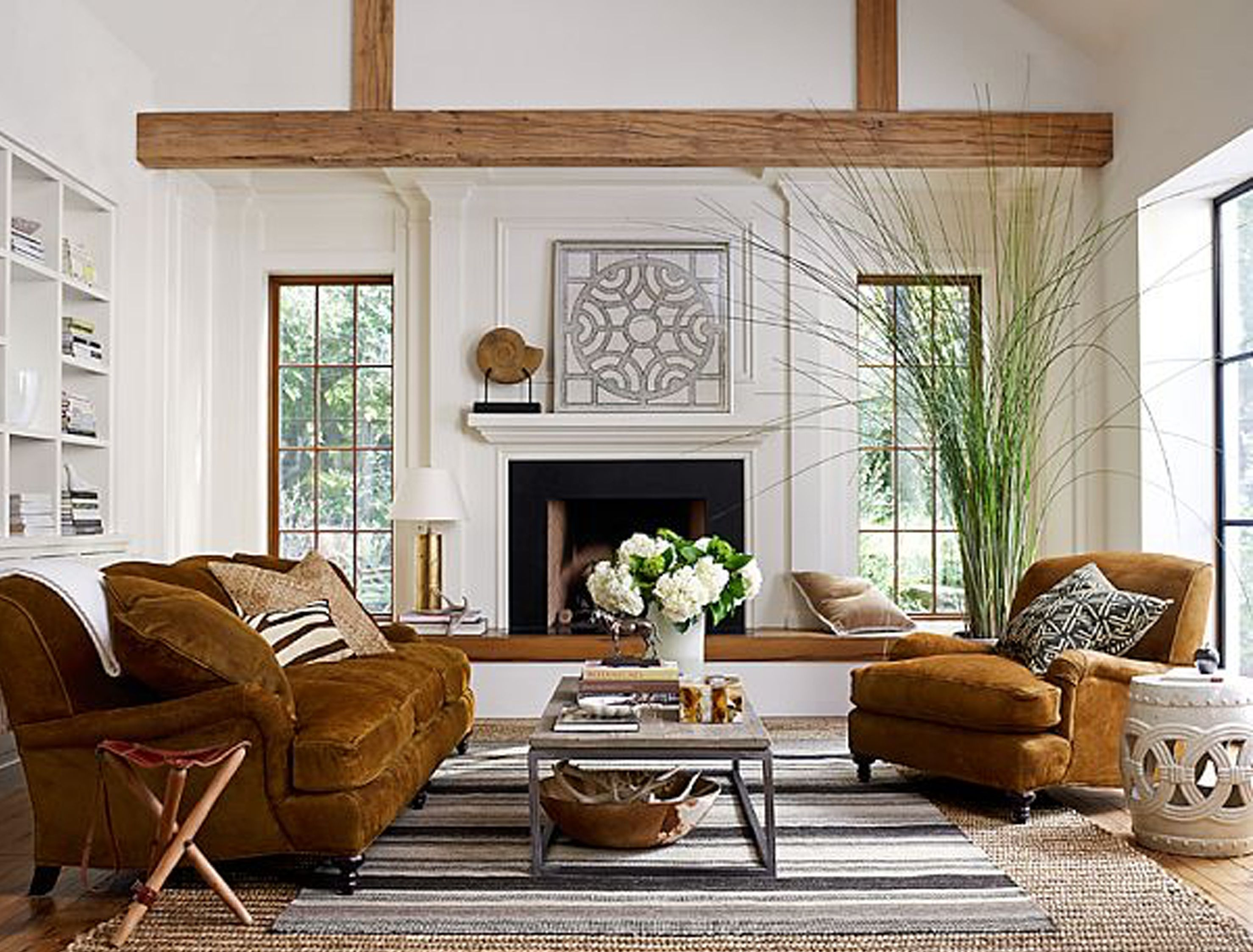 Williams Sonomas Rustic Living Room Ideas Will Help You Create A
