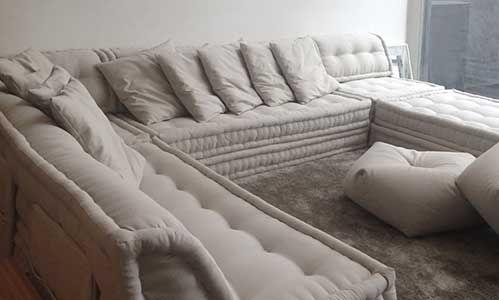 Futon Company Sofa Cama Almofada Design Inado