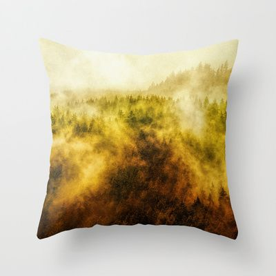Recently Throw Pillow $20