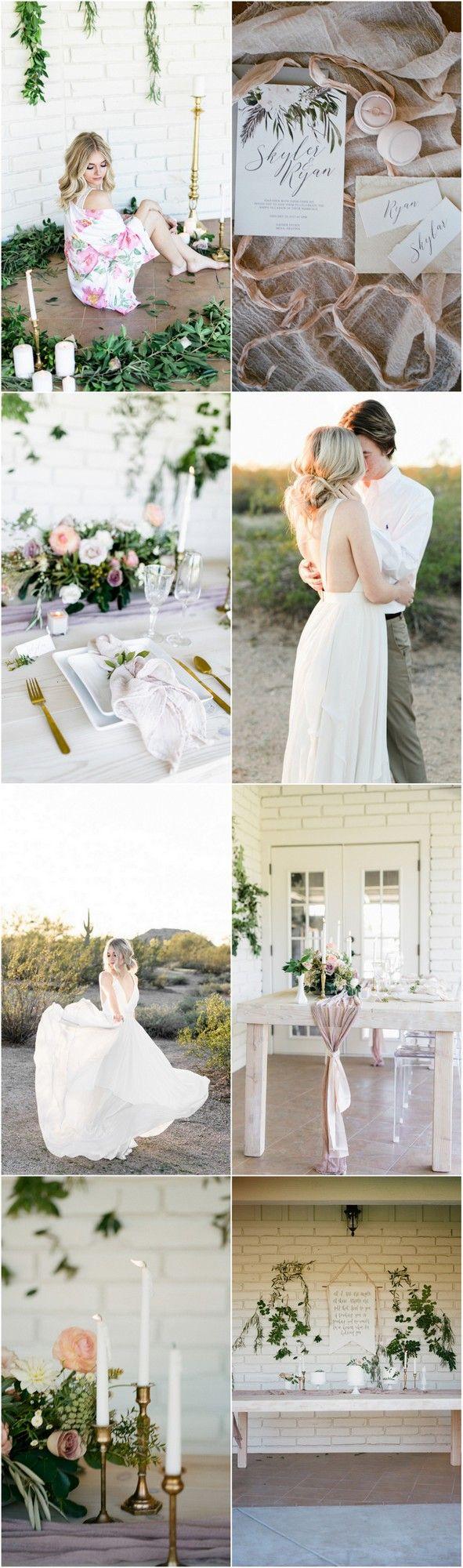 Decor + Details: Gold Mauve and Blush Pink Wedding | Blush pink ...