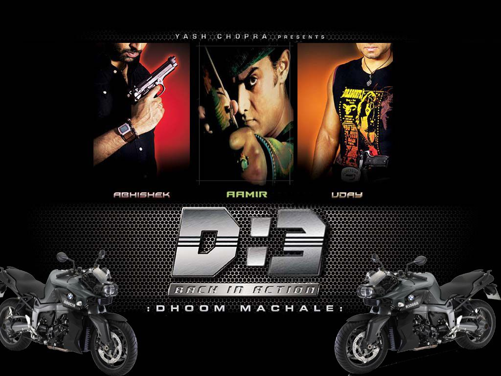 Indian movie dhoom 3 songs