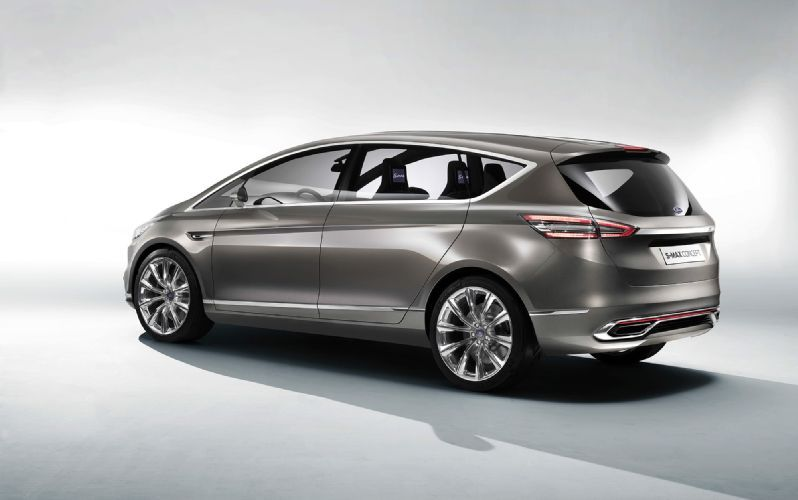 Ford S Max Concept First Look Motor Trend Ford News Ford